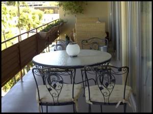 Balcony bef